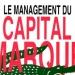 Le management du capital-marque