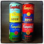 campbell,campbell's soup,warhol,pop art,nymeo,chanut